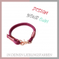Preview: Halsband aus Tau mit Karabiner Verschluss *DESIGN YOUR OWN*